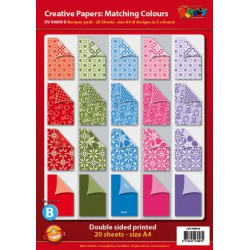 Creative Papers – Bumperpack (2) - DV94000B