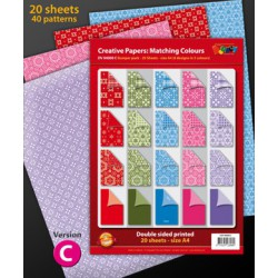 Creative Papers – Bumperpack (3) - DV94000C