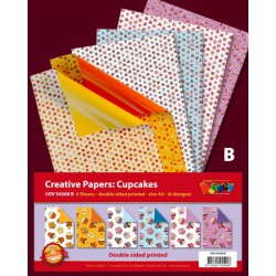 Creative Papers – Cupcakes - DV94500B