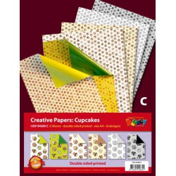 Creative Papers – Cupcakes - DV94500C